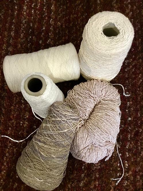 Designer yarn collection, neutral