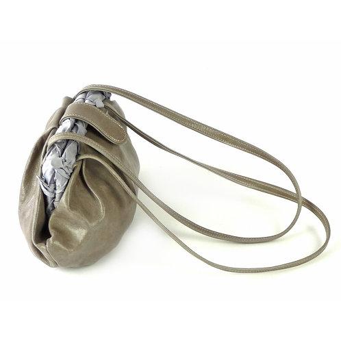 YO104  Dumpling Bag by Yuh Okano