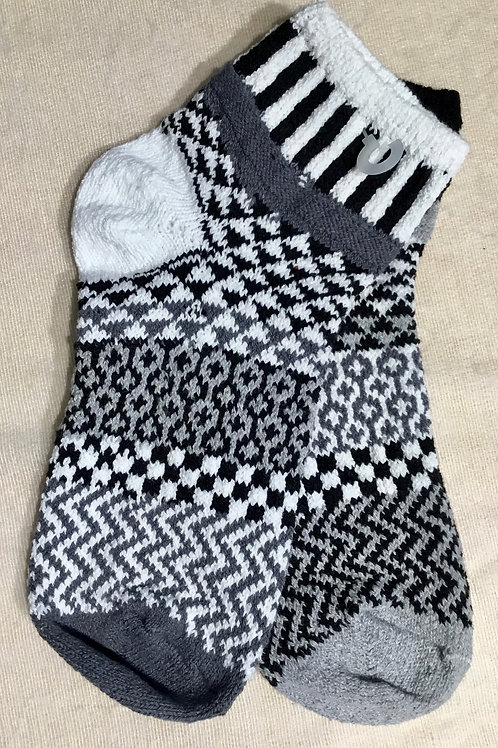 SS23 Solmate quarter sock