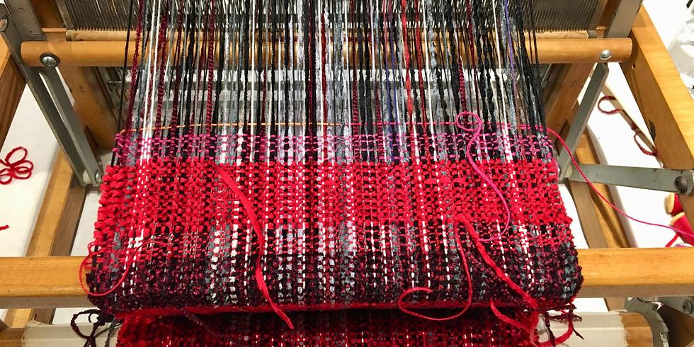 Weave an Infinity Scarf Workshop (10)