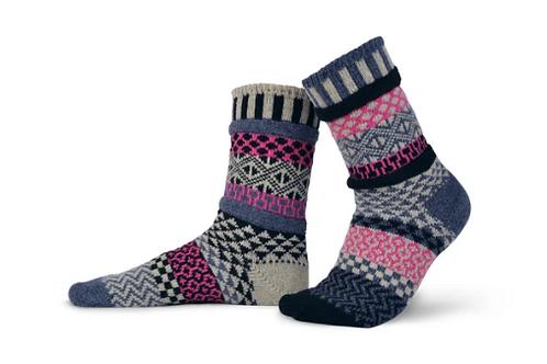 SS03 Solmate Wool Socks, Aspen size S only
