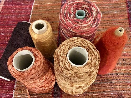 Designer yarn collection
