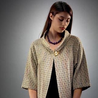 Handwoven Lucy Jacket