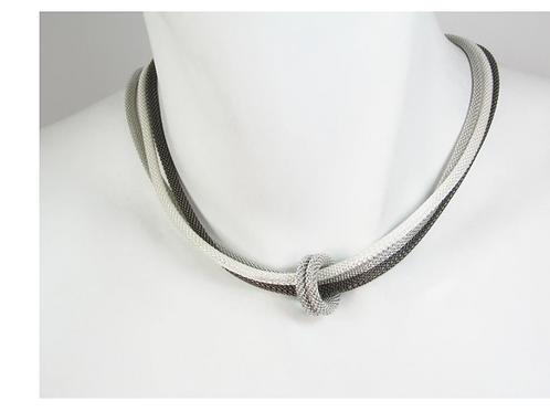 EZ8 3- Strand necklace by Erica Zap