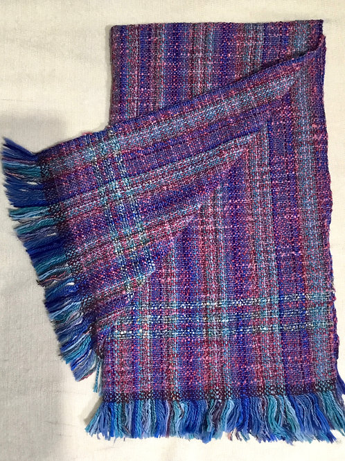 KW23 Hand woven dish towel by Kathy Weigold