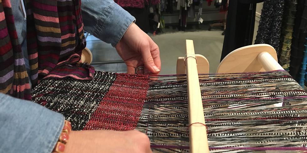 Weave an Infinity Scarf Workshop (11)