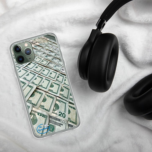 iPhone Cases, Money 20$ Notes, by The FlyingBroker
