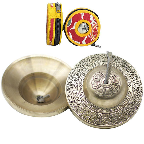 Tibetan Handmade Tingsha Bells