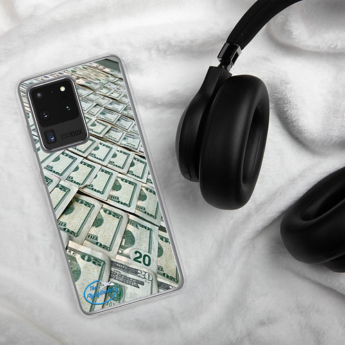 Samsung Phone Cases, Money 20$ Notes, by The FlyingBroker