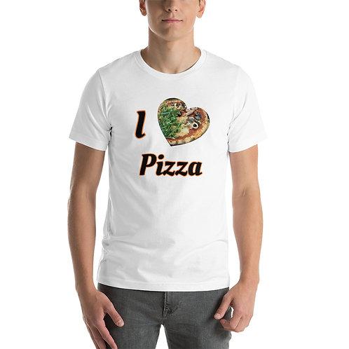 I Love Pizza T Shirt | Comfortable Unisex Premium Shirt | 100% Cotton