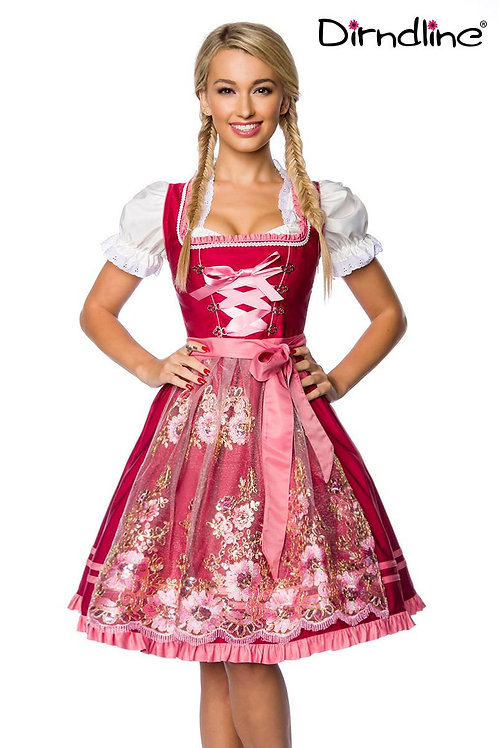 German Premium Dirndl with Embroidery's