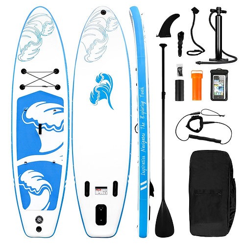 Inflatable Stand Up Paddle Board SUP with Premium Accessories