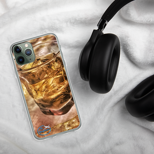 iPhone Case Whiskey Glass