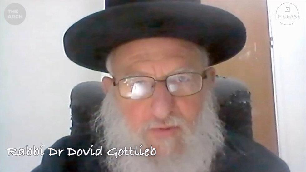 Rabbi Dr Dovid Gottlieb
