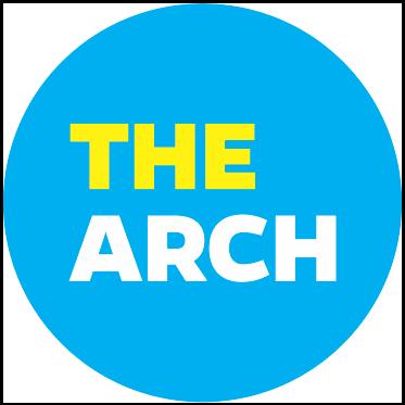 The Arch - Logo no backround center smal