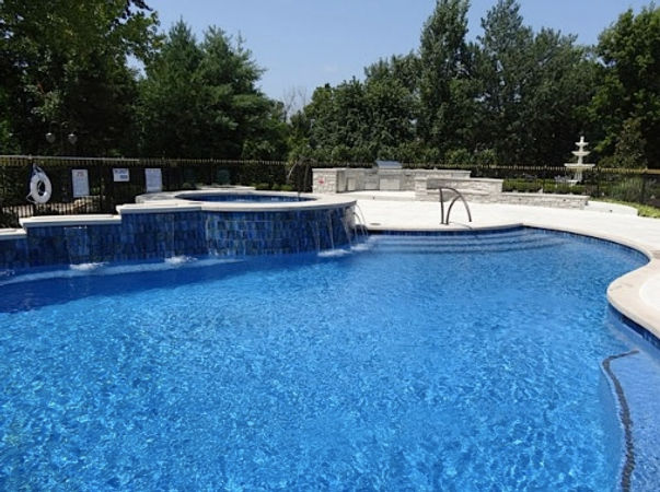 swimming pool for health