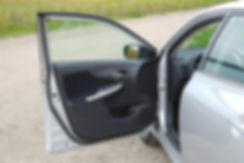 interior and exterior car detailing