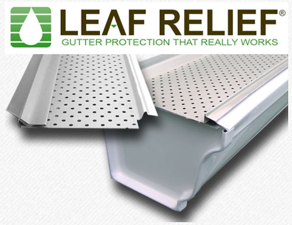 Leaf Relief guards