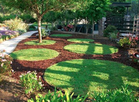 Hedge Plastic Garden Edging