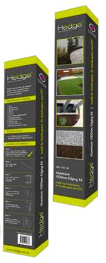 Hedge Garden Edging Kit