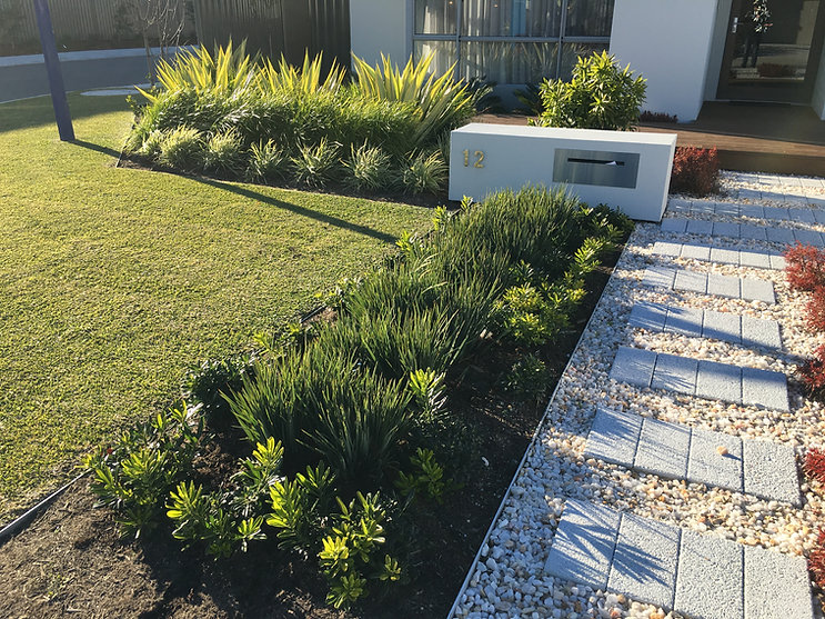 Hedge Aluminium Garden Edging Ideas