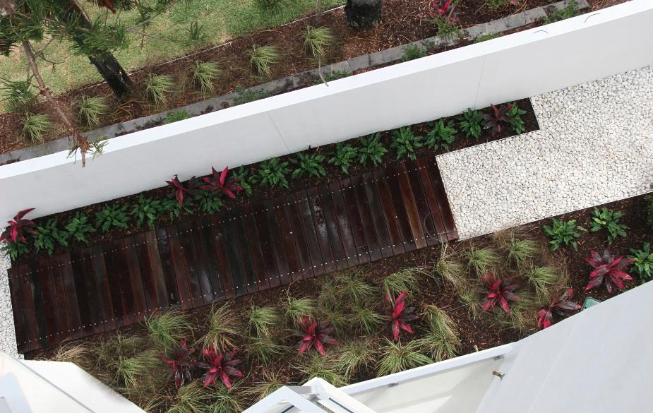 Hedge Garden Edging