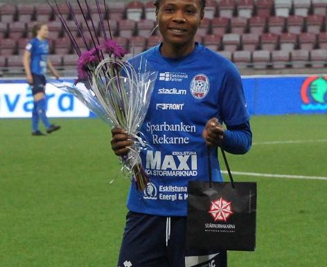 Årets Spelare: Halimatu Ayinde!