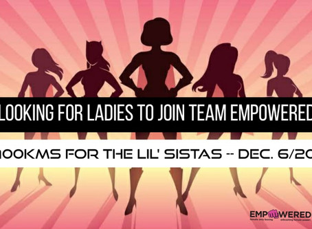 Who Wants to Join Team Empowered?!
