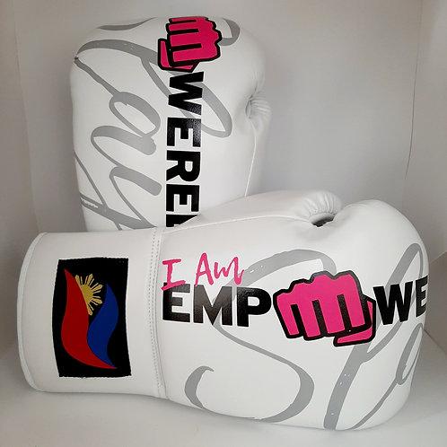 I AM Empowered 14oz/ Sparring Glove
