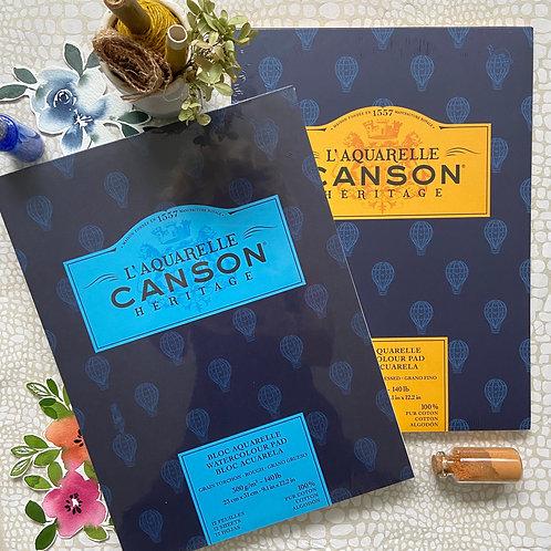 L'Aquarelle CANSON Héritage