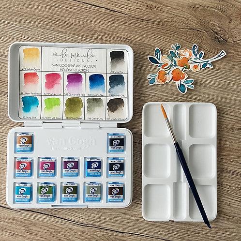 Van Gogh Holiday Selection Pocket Box
