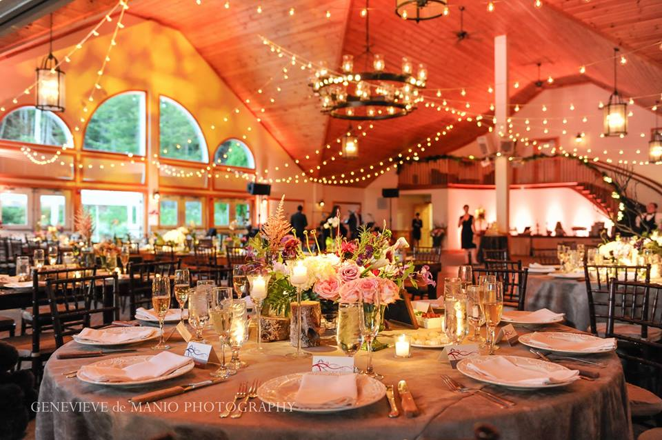 Maine Event Design Decor