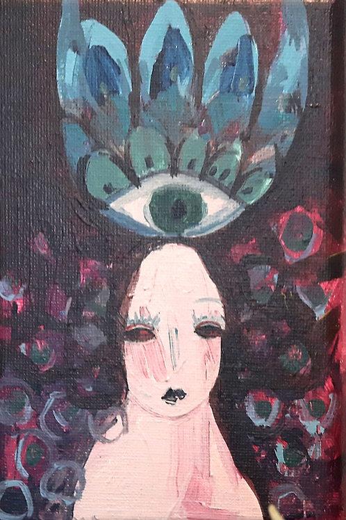 OLOVIA, Original painting
