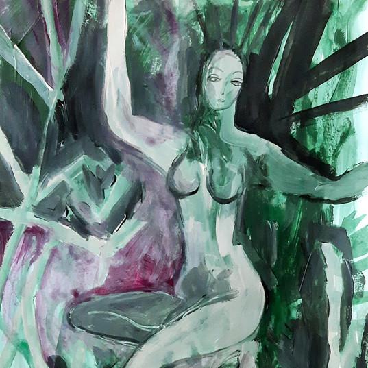 Aloe Vera Goddess