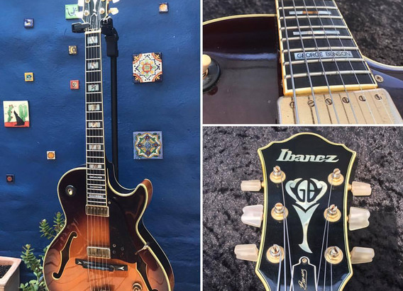 Corcoran Custom Guitars and Repair Service