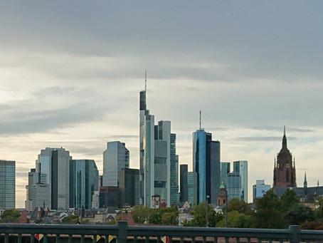 Von Frankfurt nach Shanghai