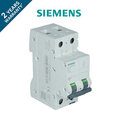 เมนเบรกเกอร์ 2P Siemens
