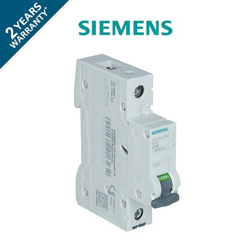 เบรกเกอร์ ลูกย่อย 1P Siemens
