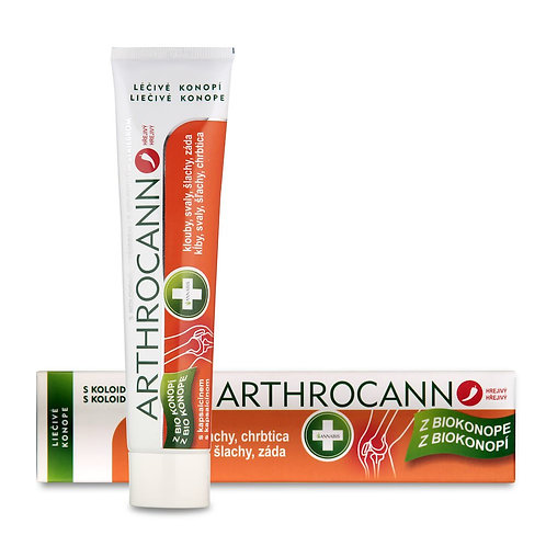 Arthrocann warming 75 ml.