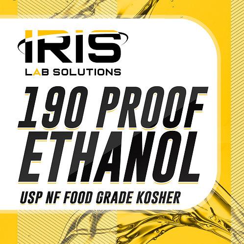 Ethanol 190 Proof USP NF