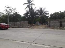 Fence Progress