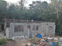 Guest House Progress