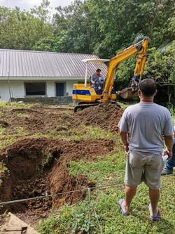 Breaking Ground for Main Center