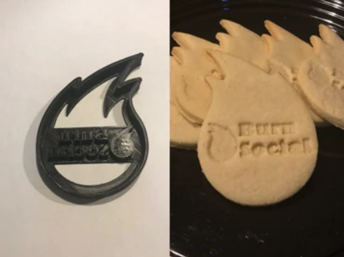 (Make Your Own) Business Logo Cookie Cutter