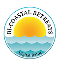 Bicoastal retreats digital detox logo.pn