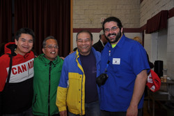 Annual Good Friday Walk Leaders