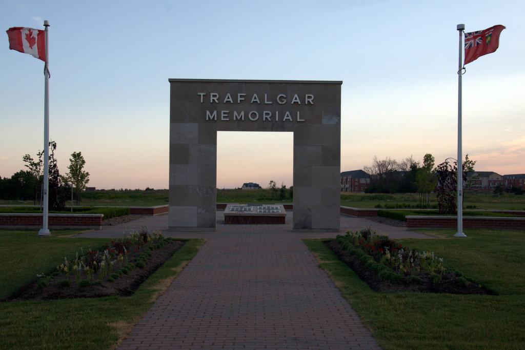 Trafalgar Memorial