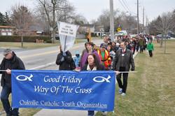 2014 Good Friday Walk