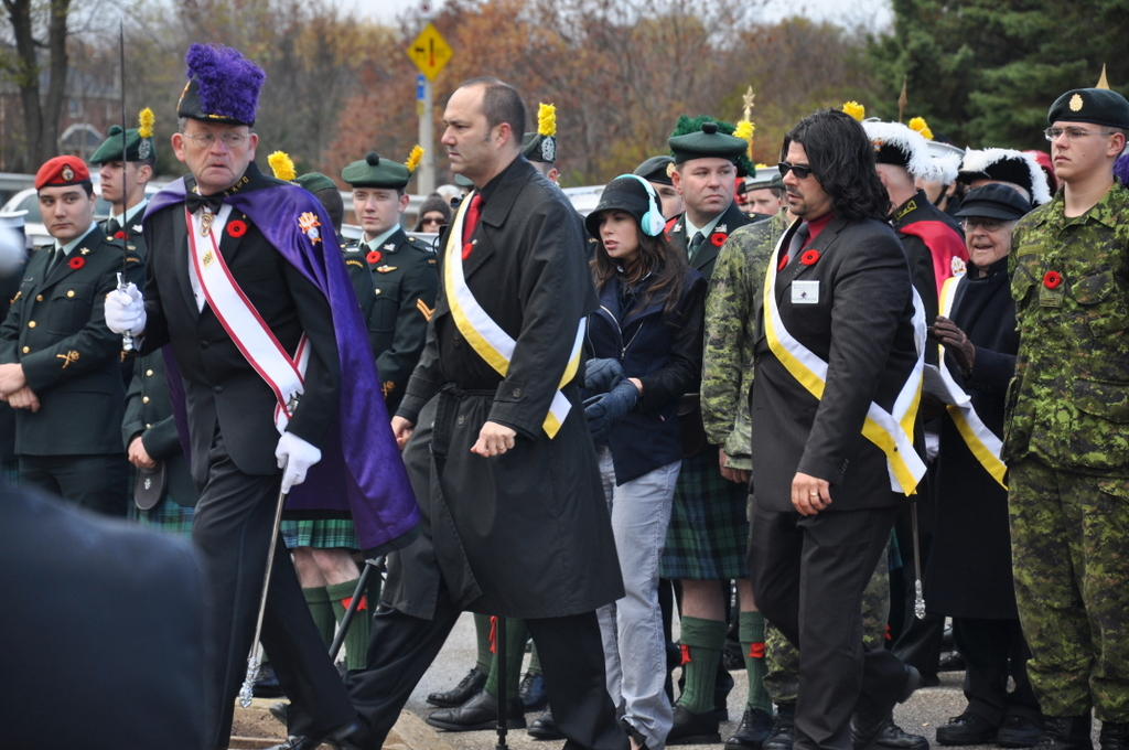2013 Remembrance Day Parade