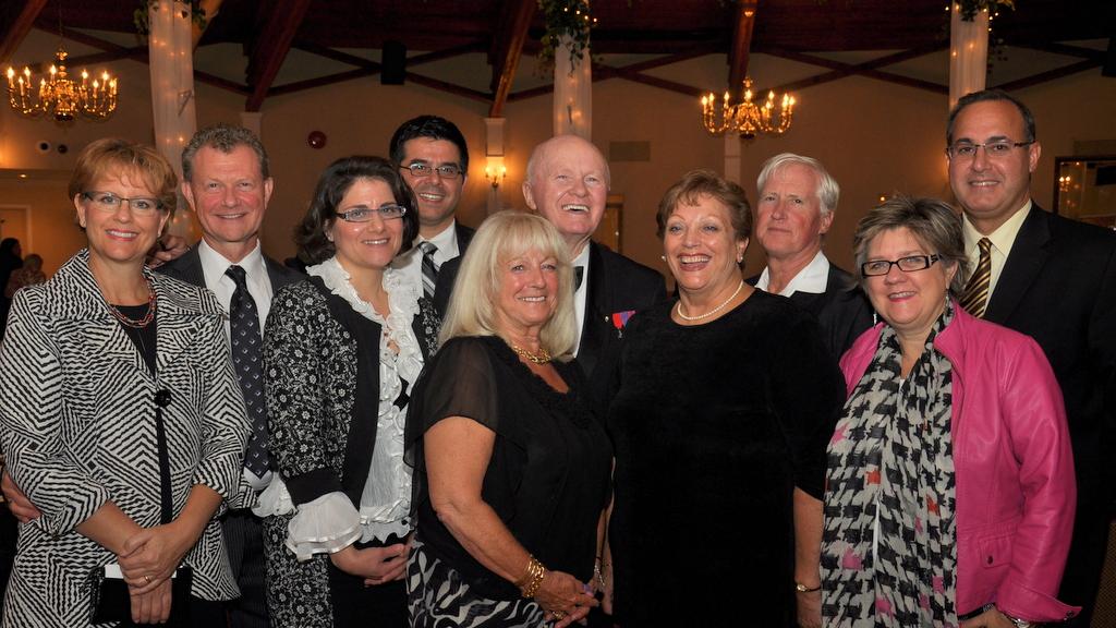 2014 HaltonAlive Fundraising Banquet